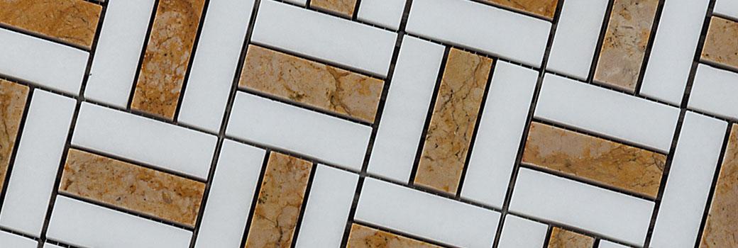 Slide - Mosaico in marmo linea classica cosmati
